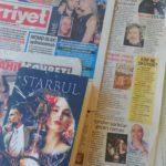 Starbul Romanı Hürriyet Gazetesinde Tanıtıldı