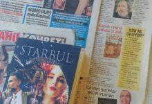 Photo of Starbul Romanı Hürriyet Gazetesinde Tanıtıldı