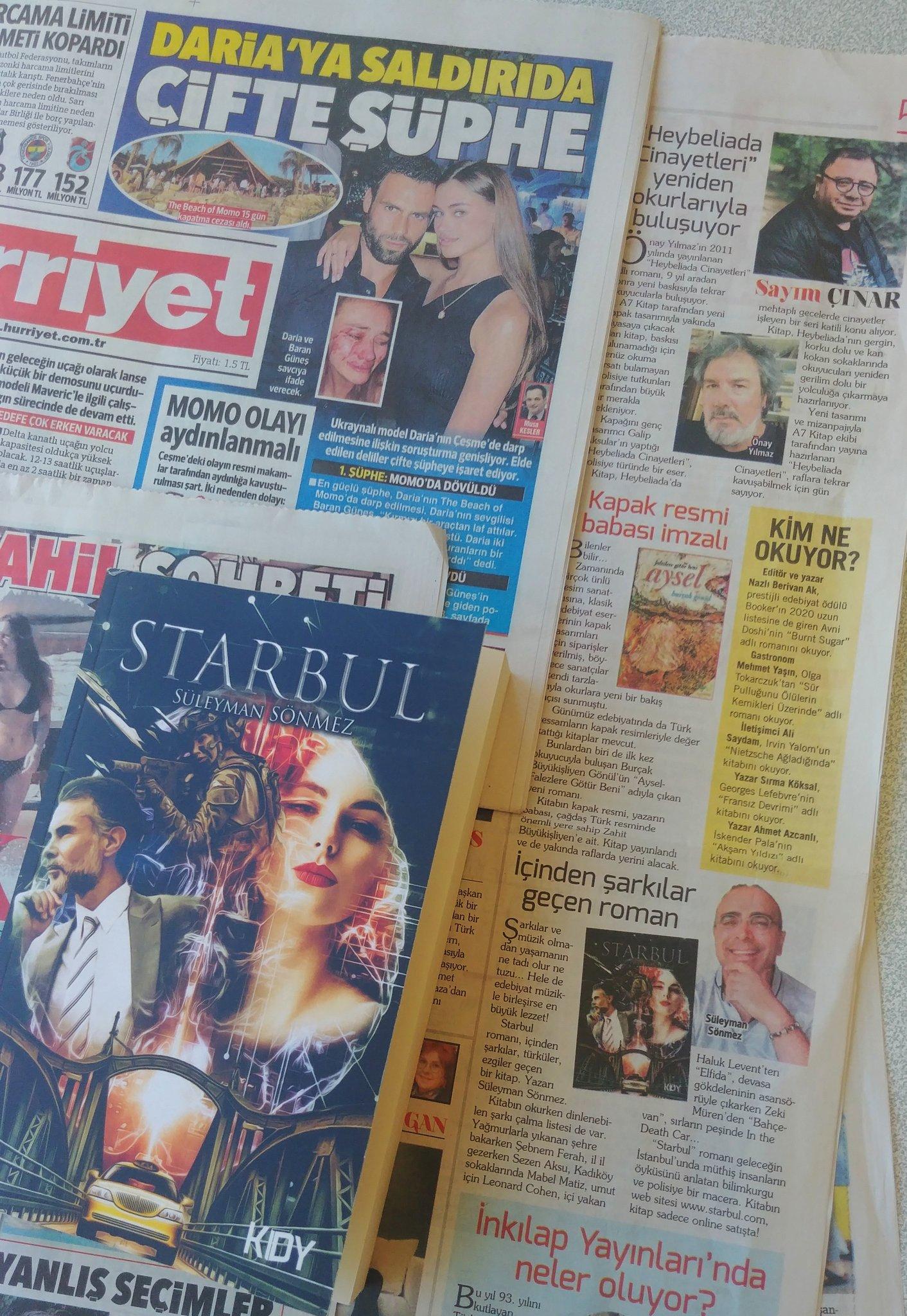 Starbul Hürriyet Gazetesi