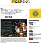 Starbul Romanı Terabook Sayfalarında
